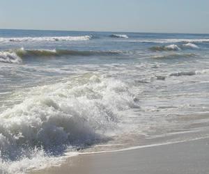 beach, Long Island, and malibu image
