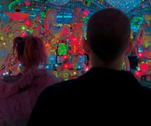 enter the void, colors, and movie image