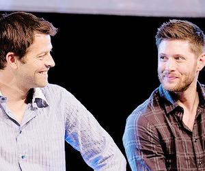 Jensen Ackles, supernatural, and castiel image
