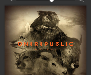 albums, music, and one republic image