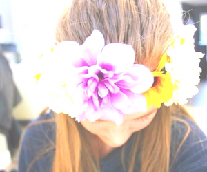 tumblr, flowers, and tumblr quality image