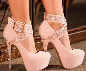 girls, party, and shoes image