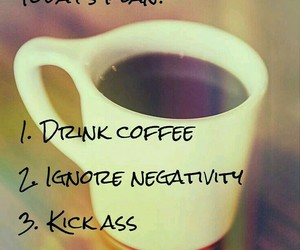 quotes and drink coffee image