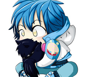 anime, aoba, and dramatical murder image