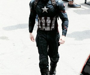 chris evans, captain america, and civil war image