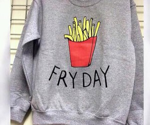 fryday, friday, and clothes image