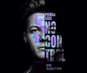 louis, one direction, and no control image