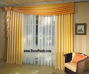 curtain, curtains, and drapery image
