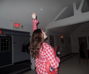 90's, party, and plaid image