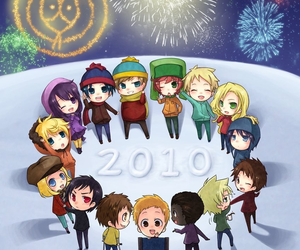 all, eric cartman, and South park image