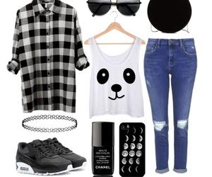 fashion, tumblr, and cute image