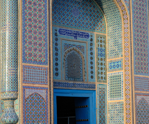 architecture, blue mosque, and history image