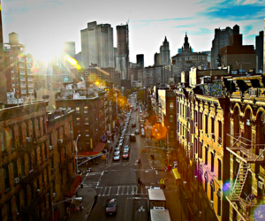 cityscape, landscape, and new york image