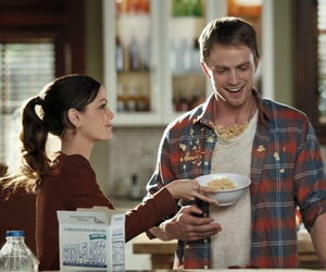 hart of dixie, couple, and wilson bethel image
