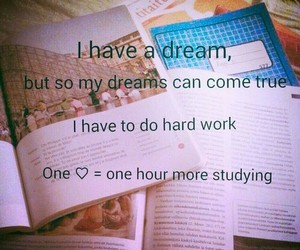 study, Dream, and school image