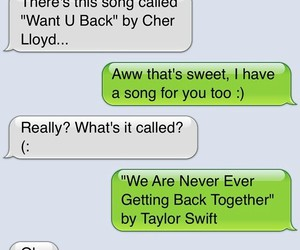 songs, Taylor Swift, and cher lloyd image