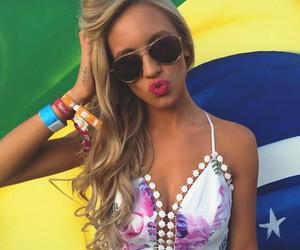 brasil, brazil, and music festival image