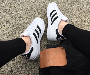 adidas, black, and design image