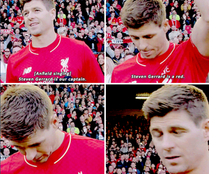 captain, passionate, and reds image