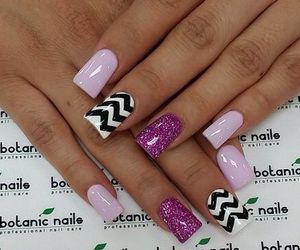nail art, fashion, and nails image