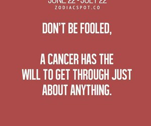 cancer and zodiacmind image