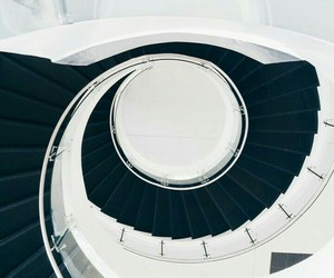 spiral and staircase image