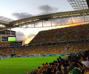 brasil, world cup, and world cup 2014 image