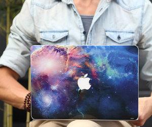 apple, art, and boy image