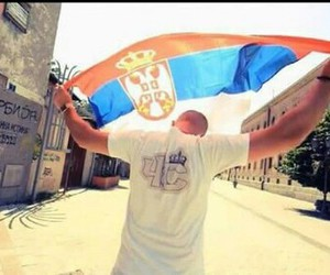 Serbia, boy, and thug image