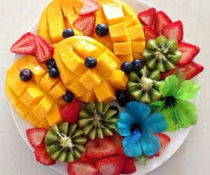 fit health fruit yummy image