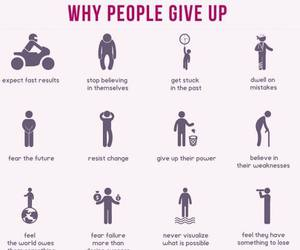 give up, life, and motivation image