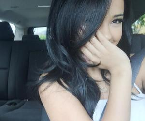 becky g, girl, and selfie image