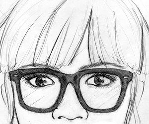 drawing girl image