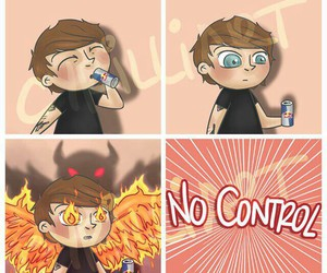 louis tomlinson, one direction, and no control image