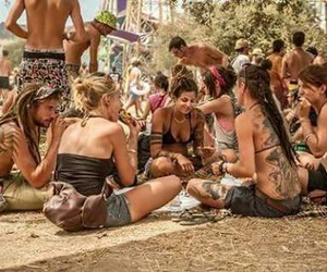 festival, freedom, and people image
