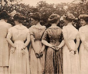 vintage, old, and victorian image