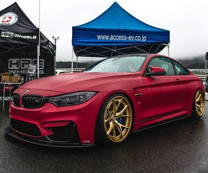 bmw, gold, and m3 image
