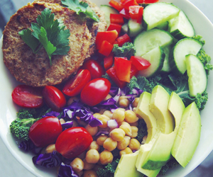 beautiful, fitness, and food image