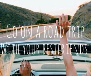 best friends and Road Trip image