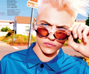 blue eyes and lucky blue smith image