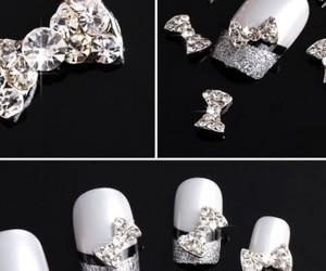 caviar, nail art, and uñas decoradas image
