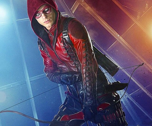 arrow, Arsenal, and roy harper image