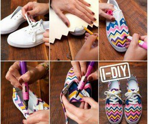 color, diy, and fashion image