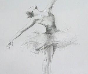 art, artist, and ballet image