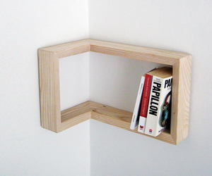 book, shelf, and design image