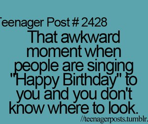birthday, teenager post, and true image