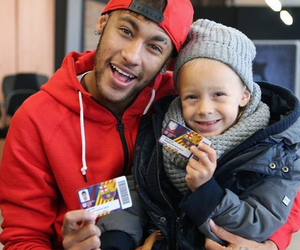 neymar, neymar jr, and davi lucca image