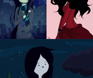 marcy, adventure time, and marceline image