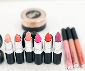 lipstick, mac, and make up image
