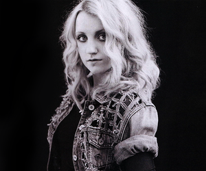 dumbledore's army, luna lovegood, and evanna lynch image